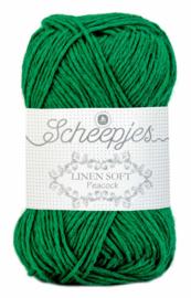 Scheepjes Linen Soft 605 Groen
