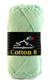 Cotton 8 kleur: 664
