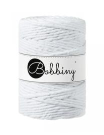 Bobbiny macram 5mm White