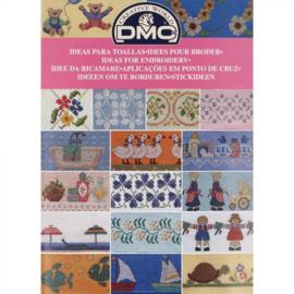 12739-22 DMC Boek ideeën om te borduren