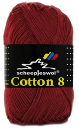 Cotton 8 kleur: 717