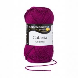 128 Catania haak/brei katoen kleur: Fuchsia 128