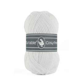 0310 White - Durable Cosy Fine 50gr.