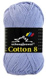 Cotton 8 kleur: 651