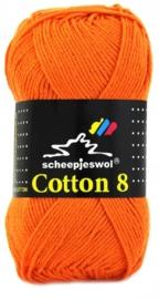 Cotton 8 kleur: 716