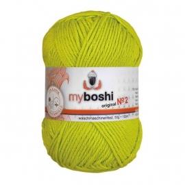 Myboshi Nr.2 50 gram (bol) Kleur 215
