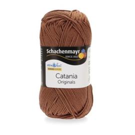 438 Catania haak/brei katoen kleur: Deep amber 438