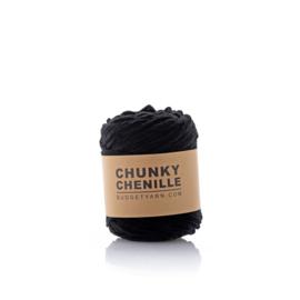 100 - Chunky Chenille 100 Kleur: Black