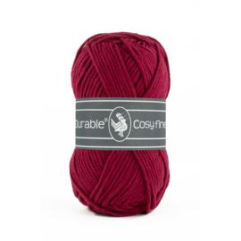 0222 Bordeaux - Durable Cosy Fine 50gr.