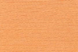 288 Catania haak/brei katoen 50gr. kleur: 288 - cantaloupe