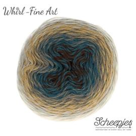Scheepjes Whirl-Fine Art 220g - 654 Cubism