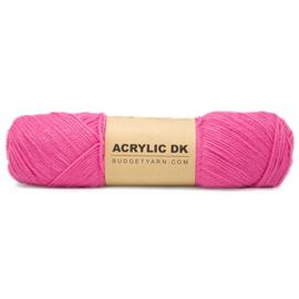 035 Acrylic DK  Girly Pink