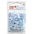 Prym Love drukknopen 9mm blauw