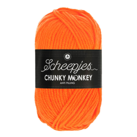 1256 - Chunky Monkey 100g - Neon Orange