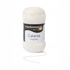 Catania haak/brei katoen kleur: Nature 105