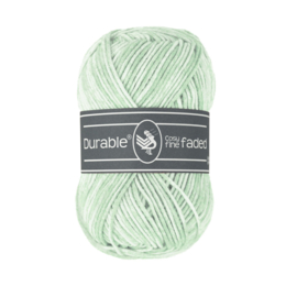 2137 Durable Cosy fine Faded Mint