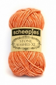 856 Coral - Stone Washed XL