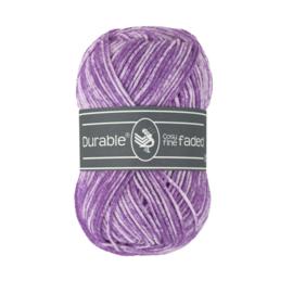 0269 Durable Cosy fine Faded Light Purple