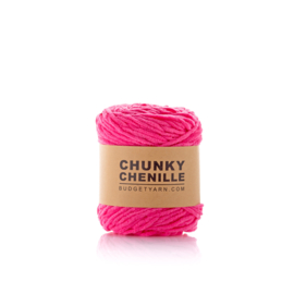 035 - Chunky Chenille 035 Kleur: Girly Pink