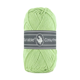 2158 Light green Durable Cosy Fine