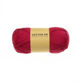 033 Yarn Cotton DK 033 Raspberry