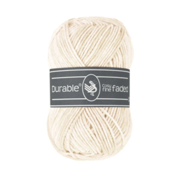 0326 Durable Cosy fine Faded Ivory