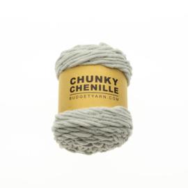 095 - Chunky Chenille 095 Kleur: Soft Grey