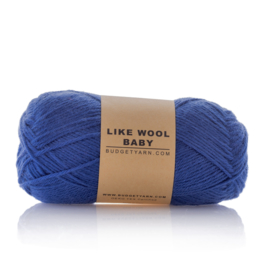 Like Wool Baby 060 Kleur: Navy Blue