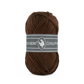 2230 Dark brown - Durable Cosy Fine 50gr.