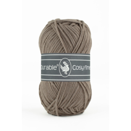 0343 Warm taupe - Durable Cosy Fine 50gr.