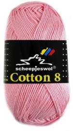 Cotton 8 kleur: 654