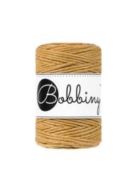 Bobbiny macrame mustard 1,5mm