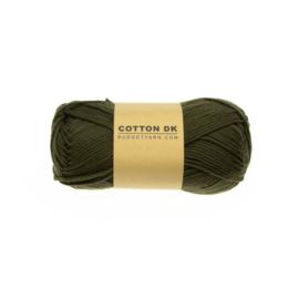 091 Yarn Cotton DK 091 Khaki