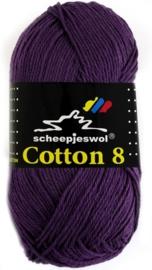 Cotton 8 kleur: 721