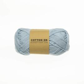 063 Yarn Cotton DK 063 Ice Blue