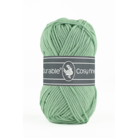 2137 Mint - Durable Cosy Fine 50gr.