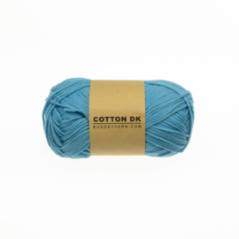 064 Yarn Cotton DK 064 Nordic Blue