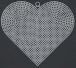 plastic stramien hart 15 cm