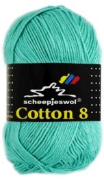Cotton 8 kleur: 665