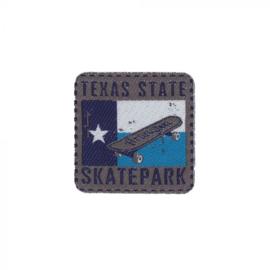 HKM Applicatie Texas State skatepark 3,8cm