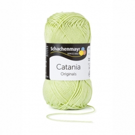 392 Catania haak/brei Katoen Kleur: Lime 392