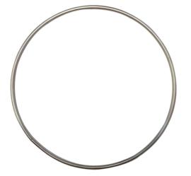 Metalen ring vanaf 35cm. (tot max. 120cm)