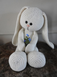 XXL Funny Bunny Basic ivoor
