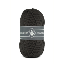 2237 Charcoal - Durable Cosy Fine 50gr.