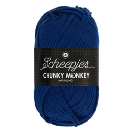 Chunky Monkey 100g -   1117 Royal Blue