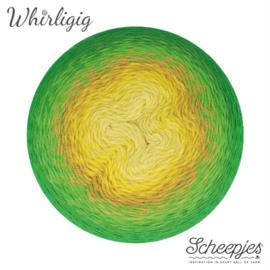 206 Green to Ochre - 450gr. Whirligig