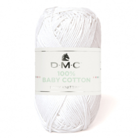 762 DMC Baby katoen 50gr