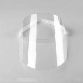 Gezichtmasker, transparant