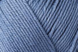 Catania haak/brei katoen kleur: Grijsblauw 269