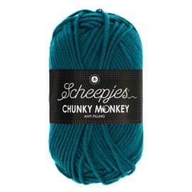 Chunky Monkey 100g -  1829 Teal